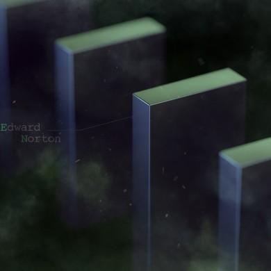 3D conceptual frame